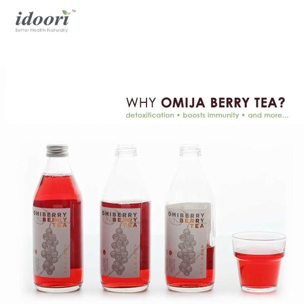 Omija Tea